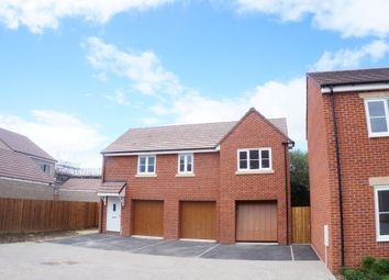 Thumbnail 2 bed detached house to rent in Moses Mead, Purton, Swindon