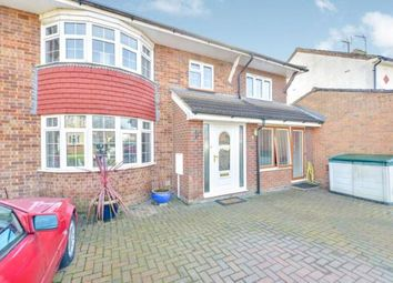 Thumbnail 5 bed semi-detached house for sale in St. Catherines Avenue, Bletchley, Milton Keynes, Buckinghamshire