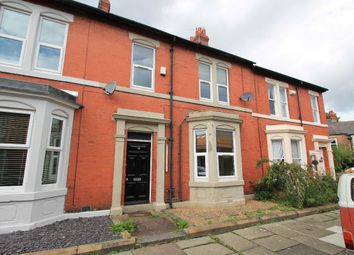 Thumbnail 4 bed terraced house to rent in Treherne Road, Newcastle Upon Tyne