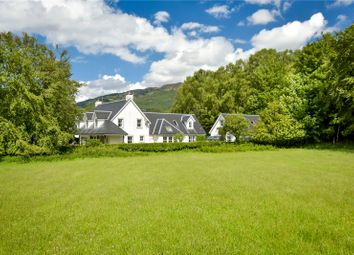 Thumbnail 5 bed detached house for sale in Cluan House, Dunira, Comrie, Crieff