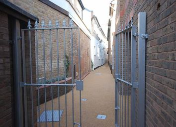 Thumbnail 1 bedroom mews house to rent in Fentiman Walk, Fore Street, Hertford