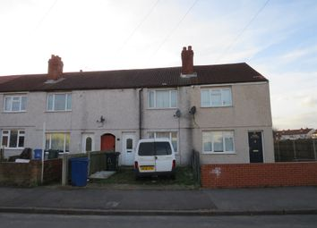 Thumbnail 3 bedroom terraced house for sale in The Crescent, Dunscroft, Doncaster