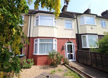 Thumbnail 3 bed terraced house for sale in Whitehill Lane, Gravesend, Kent
