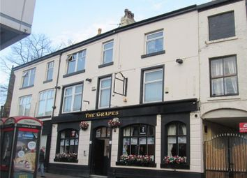 Thumbnail Pub/bar for sale in The Grapes, 27, Church Street, Eccles, Manchester, Greater Manchester