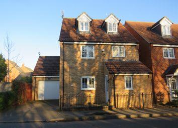 Thumbnail 4 bed detached house for sale in Hayes Road, Deanshanger, Milton Keynes