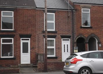 Thumbnail 3 bed terraced house to rent in Old Road, Chesterfield