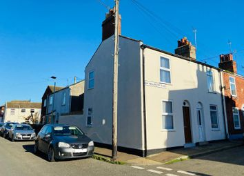 Thumbnail 2 bed end terrace house for sale in New Wellington Place, Great Yarmouth
