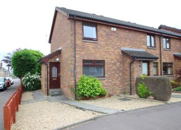 Thumbnail 2 bed end terrace house for sale in Weavers Crescent, Kirkcaldy, Fife