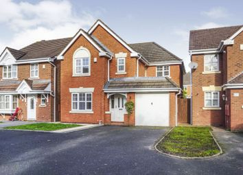 Thumbnail 4 bed detached house for sale in Birchtrees Croft, Birmingham