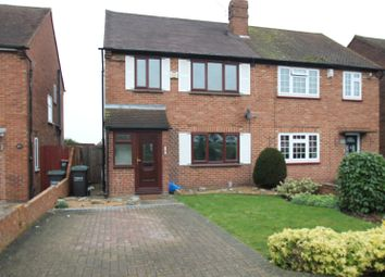 Thumbnail 3 bedroom semi-detached house to rent in Rochester Road, Gravesend, Kent