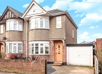 Thumbnail 3 bed end terrace house for sale in Dulverton Road, Ruislip Manor, Middlesex