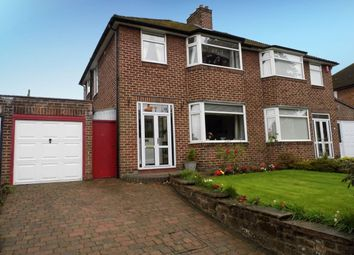 Thumbnail 3 bed semi-detached house for sale in 25 Norfolk Road, Carlisle, Cumbria