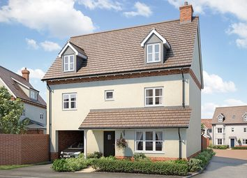 "Thumbnail 4 bed property for sale in ""The Fairstead"" at Factory Hill, Tiptree, Colchester"