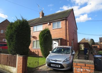 Thumbnail 3 bed semi-detached house for sale in Cleveland Road, Knutton, Newcastle