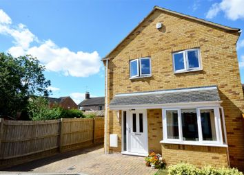 Thumbnail 3 bed detached house for sale in Woodcote Close, Dogsthorpe, Peterborough