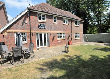 Thumbnail 5 bed detached house for sale in Elbourn Way, Bassingbourn, Royston