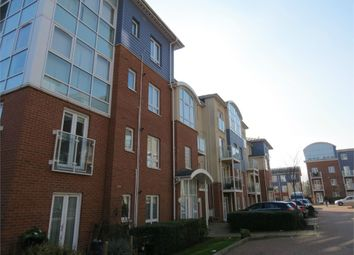 Thumbnail 1 bedroom flat to rent in Pumphouse Crescent, Watford, Hertfordshire