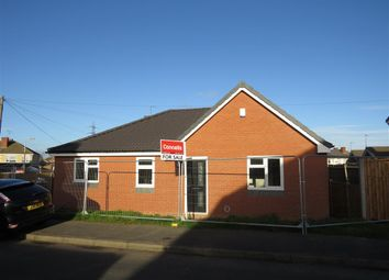 Thumbnail 3 bed detached bungalow for sale in Lea Avenue, Wednesbury