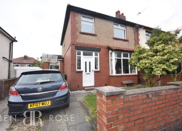 Thumbnail 3 bed semi-detached house for sale in Highfield Road South, Chorley