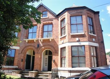 Thumbnail 2 bed flat to rent in Wessex Lodge, 15 The Beeches, West Didsbury