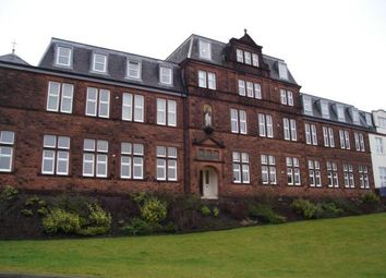 Thumbnail 2 bed flat for sale in Derwent House, Hill Street, Kilmarnock, East Ayrshire