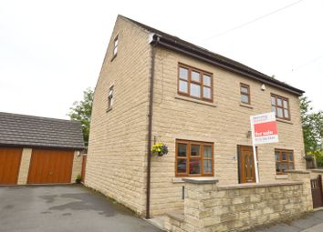 Thumbnail 5 bed detached house for sale in Valley Road, Pudsey, West Yorkshire