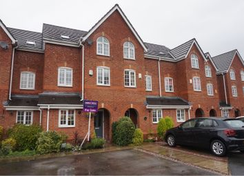 Thumbnail 3 bed terraced house for sale in Farrier Close, Sale