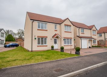 Thumbnail 5 bed detached house for sale in Rosehip Crescent, Larbert, Falkirk