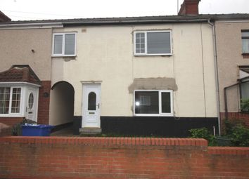 Thumbnail 3 bed terraced house for sale in Avenue Road, Askern, Doncaster