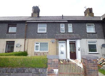 Thumbnail 3 bed terraced house for sale in Tanrhiw Road, Tregarth, Bangor, Gwynedd