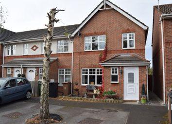 Thumbnail 3 bed semi-detached house for sale in Springdale Close, Moreton