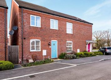 Thumbnail 3 bed semi-detached house for sale in Hambrook, Chichester, West Sussex