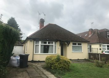 Thumbnail 2 bed detached bungalow to rent in Bradgate Road, Newtown Linford