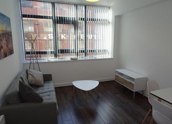 Thumbnail 1 bed flat to rent in Fabrick Square, Cotton Lofts