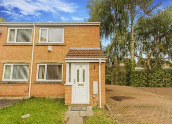 Thumbnail 1 bed terraced house for sale in Littondale, Wallsend, Newcastle Upon Tyne