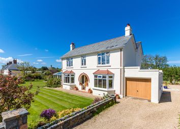 Thumbnail 3 bed detached house to rent in Grande Rue, Vale, Guernsey