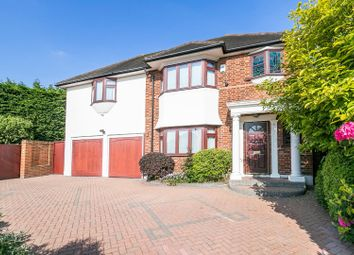 Thumbnail 6 bed detached house for sale in Forest Edge, Buckhurst Hill