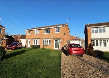 3 bed semi-detached house to rent in John Eve Way, Market Deeping, Cambridgeshire PE6