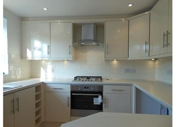 Thumbnail 3 bed end terrace house to rent in Salisbury Road, Welwyn Garden City