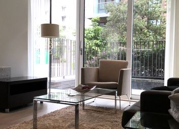 Thumbnail 1 bed flat to rent in Devas Grove, London