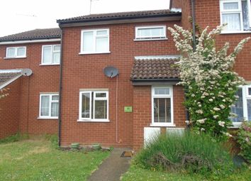 Thumbnail 3 bed terraced house to rent in Station Road, Claydon