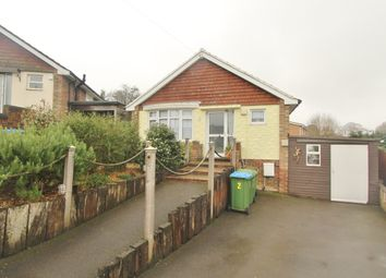 3 bed detached bungalow for sale in Crowther Close, Southampton SO19