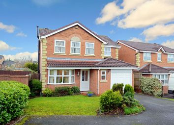 Thumbnail 4 bedroom detached house for sale in Gooch Close, Madeley, Telford, Shropshire.