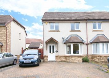 Thumbnail 3 bed semi-detached house for sale in Gilberstoun Wynd, Edinburgh