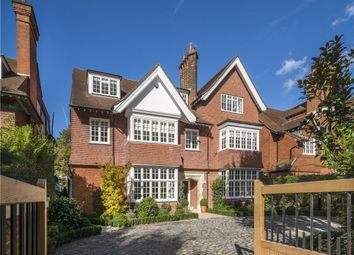 Thumbnail 6 bedroom detached house for sale in Wadham Gardens, Primrose Hill, London