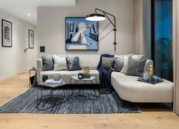 Thumbnail 2 bed flat for sale in Golden Lane, Barbican, London