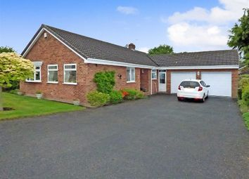 Thumbnail 3 bedroom detached bungalow for sale in Rydal Way, Alsager, Stoke-On-Trent