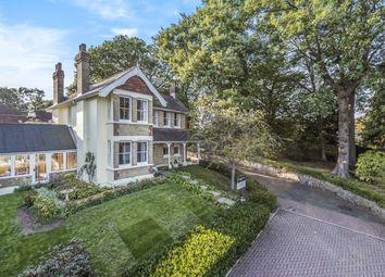 Manor Gardens, Walderslade, Chatham ME5. 4 bed link-detached house
