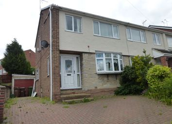 Thumbnail 3 bed semi-detached house to rent in Arncliffe Drive, Knottingley