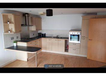 Thumbnail 2 bed flat to rent in Leadmill Court, Sheffield